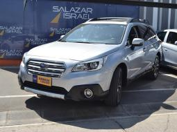 auto usado subaru all new outback ltd cvt 2.5i 2015 en venta 10590000 0