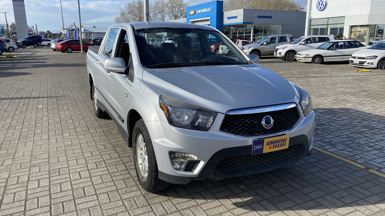 Macul SSANGYONG ACTYON NEW ACTYON SPORTS 2.0 2016 14190000