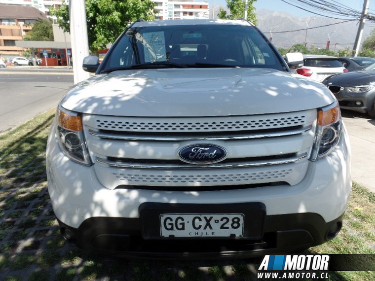 FORD EXPLORER  ECOBOOST 3.5 AT 4WD LIMITED 2014 8350000