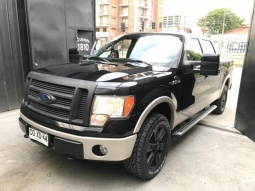 FORD F-150  SUPERCREW LARIAT 4X4 2010