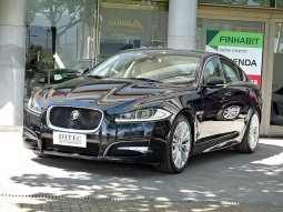 JAGUAR XF  V6 SUPERCHARGER 3.0 2014