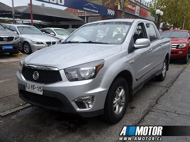 SSANGYONG ACTYON  SPORT 2013