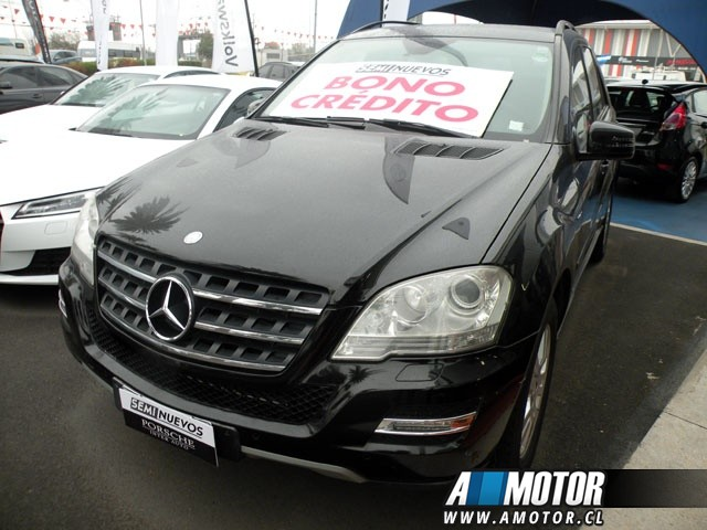 MERCEDES BENZ ML 300  CDI 2011