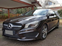 MERCEDES BENZ CLA 220  2016