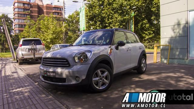 MINI COUNTRYMAN COOPER 1.6 MT PACK PEPPER 2012 - Autos Usados