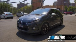 CITROEN DS3  1.6 VTI TURBO 2015