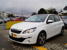 PEUGEOT 308 308  Allure Pack 1.2 PureTech 130HP EAT6 2016
