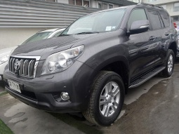 TOYOTA LAND CRUISER LAND CRUSIER 2011
