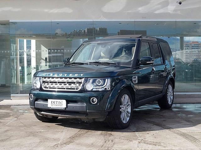 LAND ROVER DISCOVERY  SDV6 HSE 2015