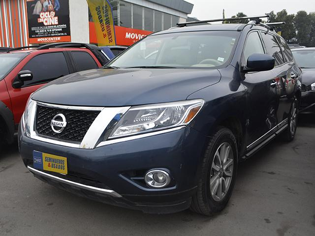 NISSAN PATHFINDER  PATHFINDER 3.5 AT 2015