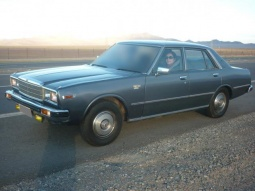 DATSUN LAUREL  200 L 1980