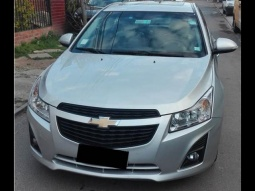 CHEVROLET CRUZE  E5 NB 1.8 AT LS FULL 2015