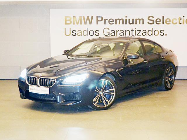 BMW M6  M GRAN COUPE 2015
