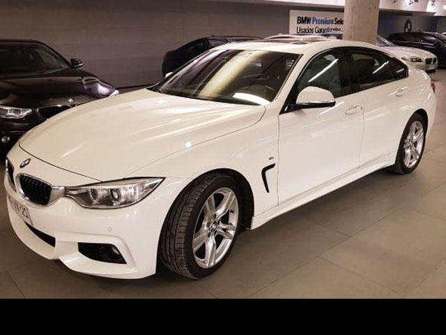 BMW 420 Gran Coupe 2015