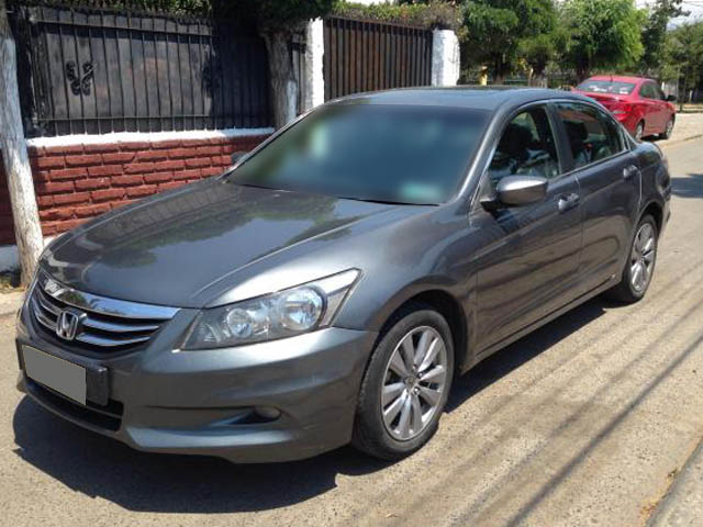 HONDA ACCORD EXL 2.4 AUT 2011 - Autos Usados