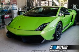 LAMBORGHINI GALLARDO SUPERLEGGERA LP570-4 2013