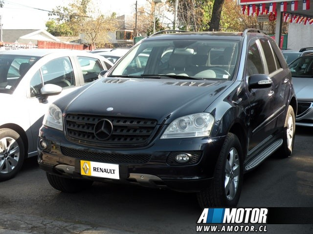 MERCEDES BENZ ML 500  2006
