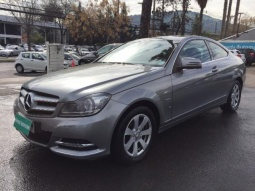 MERCEDES BENZ C 180  1.8 T CGI BLUEEFFICIENCY  AUT COUPE 2012