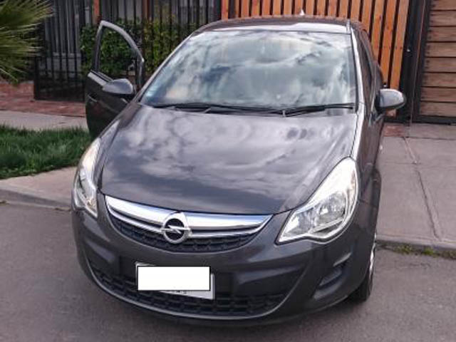 OPEL CORSA  ENJOY HB5 1.4 MT FULL FF 2012