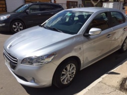 PEUGEOT 301 ACTIVE 1.6 HDI 2016