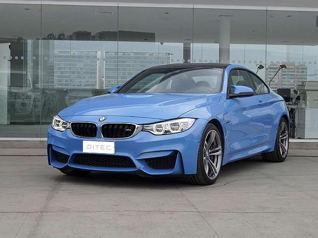 BMW M4 COUPE 3.0 AUT 2017