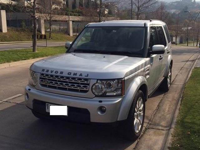 LAND ROVER DISCOVERY  4 3.0 V6 DSLHSE 2012