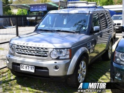 LAND ROVER DISCOVERY  DISCOVERY 4 HSE V8 2014
