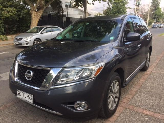 NISSAN PATHFINDER  SE HIGH RL514 2014