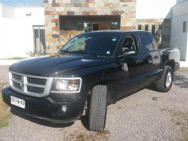 DODGE DAKOTA  DAKOTA 3.7  CAB SXT 4X2 2011 2011