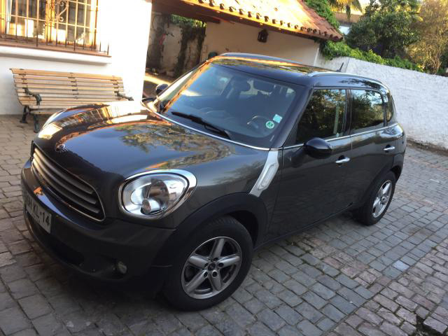 MINI COUNTRYMAN COOPER D SALT MT 2014