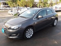 OPEL ASTRA  1.6T 2014