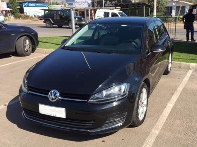 VOLKSWAGEN GOLF  1.4 SPORT AT 2015