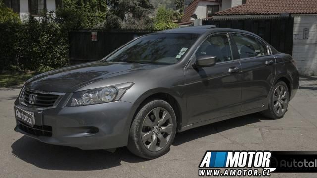 HONDA ACCORD EXL 2.4 2011 - Autos Usados