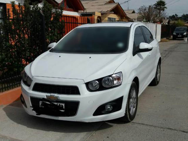 CHEVROLET SONIC  II LT NB  1.6 AT 2014