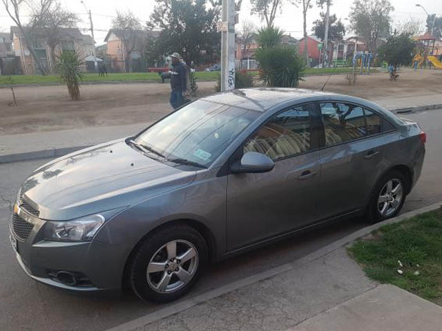 CHEVROLET CRUZE  E5 NB 1.8 AT LS FULL 2011