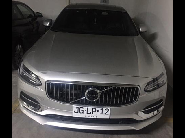 VOLVO S90 T 6 INSCRIPTION 2017 - Autos Usados