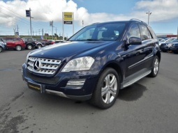 MERCEDES BENZ ML 300  ML300 CDI BLUE EFFICIENCY 2011