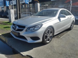 MERCEDES BENZ E 200  E200 COUPE 2015