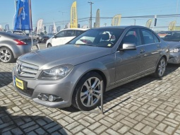 MERCEDES BENZ C 180  C180 CGI BLUE EFFICIENCY 2012