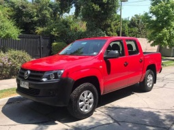 VOLKSWAGEN AMAROK POWER PLUS PE AT8 4MOTI 2014 - Autos Usados