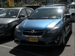 SUBARU IMPREZA  ALL NEW IMPREZA AWD 2.0 2016