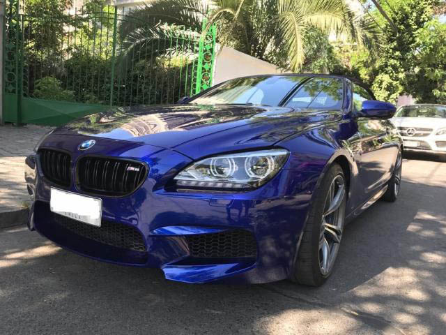 BMW M6  Coupe Cabrio 2015