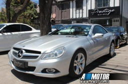 MERCEDES BENZ SL 350  2011