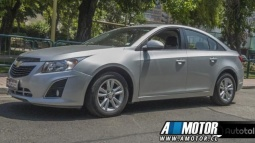 CHEVROLET CRUZE  II LS 1.8 AT 2013