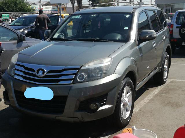 GREAT WALL HAVAL 3 full 2011