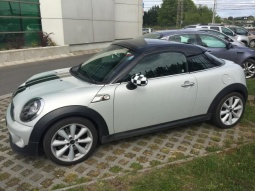 MINI COUPE  COOPER S TA 2013