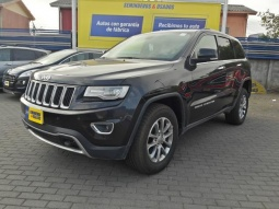 JEEP GRAND CHEROKEE  GRAND CHEROKEE LIMITED 4X4 3.0 AUT 2015