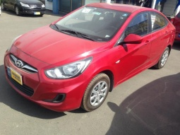 HYUNDAI ACCENT  ACCENT RB HB GL 1.4 2014