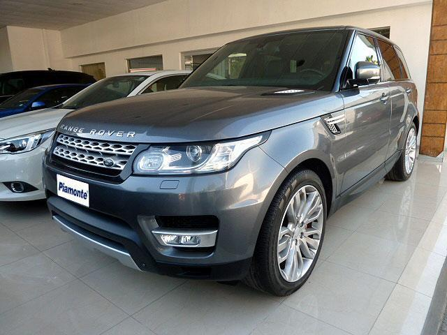 LAND ROVER RANGE ROVER SPORT SUPERCHARGER 2015