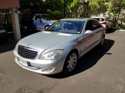 MERCEDES BENZ S 500 Sedan 2007 - Autos Usados